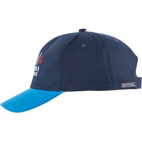 Regatta Cuyler II Cap Boys navy/oxford blue